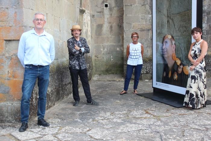 Ouka Leele y su Alma de peregrino abren el Festival Internacional en el Camino de Santiago. (FOTO: María Navas)