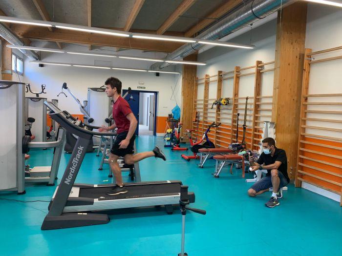 El CETDI Aragón Fondo/Biathlon retoma su actividad en las instalaciones de Jaca y Sabiñánigo.