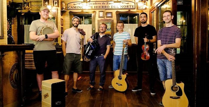 Bosnerau abre la quinta edición de A Son de Busa