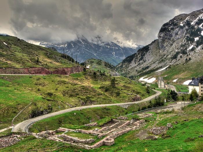 Aragón abre camino reivindica el Somport como puerta de entrada al Camino de Santiago. (FOTO: http://www.caminodesantiagoporaragon.com/)