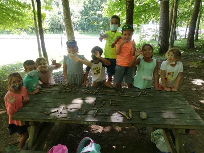 Comienzan las escuelas de verano de La Jacetania con cerca de 300 niños. En la imagen, la escuela de Canfranc. (FOTO: Comarca de la Jacetania)