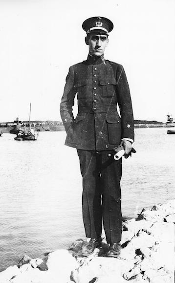 Nuestros héroes olvidados. José María Campoy Irigoyen