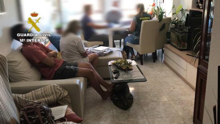 Desarticulada una trama de trata de seres humanos con víctimas por toda la provincia de Huesca