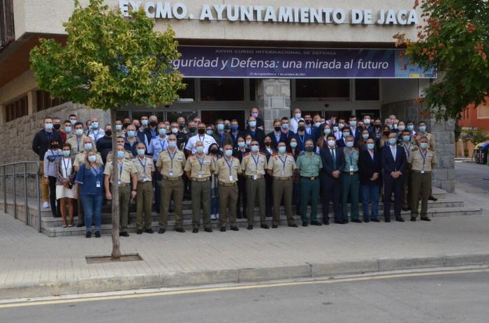 El Curso de Defensa de Jaca aborda la seguridad en el contexto de las nuevas tecnologías