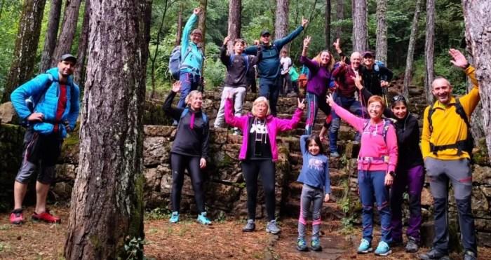 El Club de Escaladores del Pirineo 'conquista' Pico Carniceras