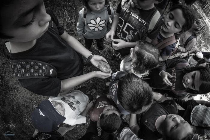 Borau, una Red de Senderos para recorrer en familia