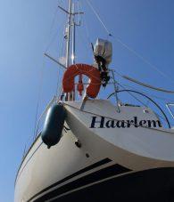 Uurtje varen naar Haarlem