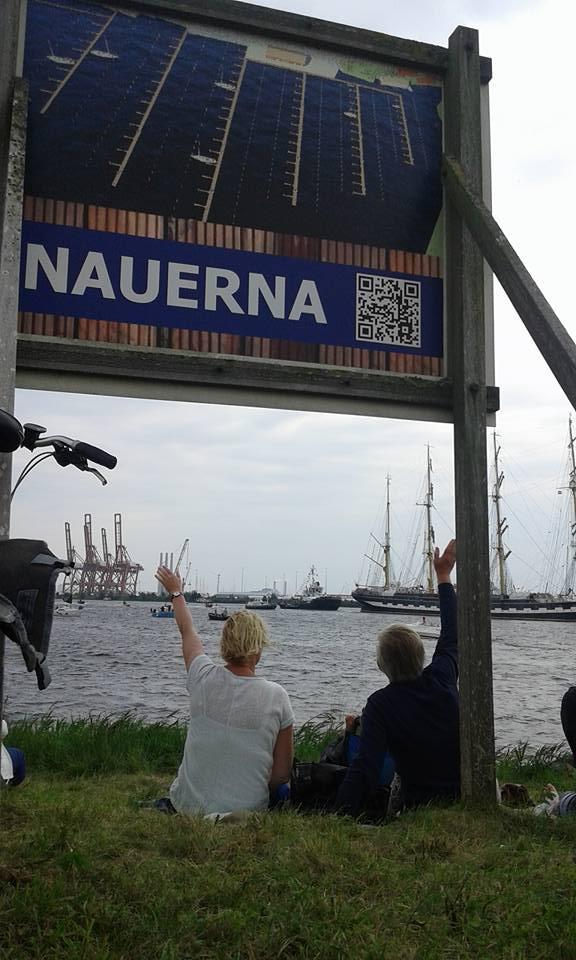 sail nauerna 7