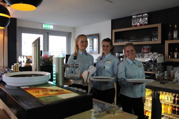 Restaurant Nauerna begrüßt Ihnen