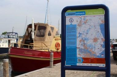 Findet einfach neue Segelrouten mit Sloepennetwerk.nl