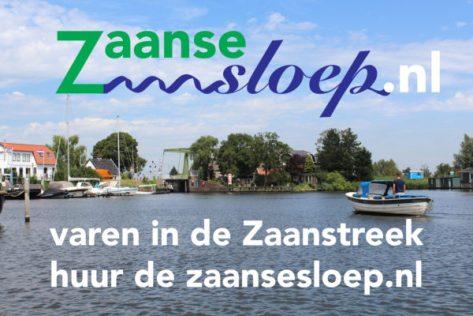 Bootsverleih bei Zaansesloep.nl