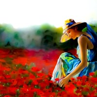 Lady Poppies