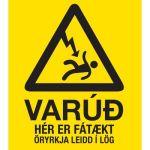 Staðreynd sem ekki er hægt að þræta fyrir.