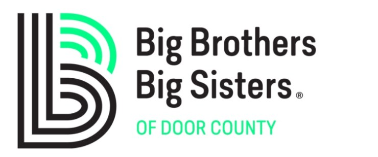 Big Brothers Big Sisters of Door County Logo