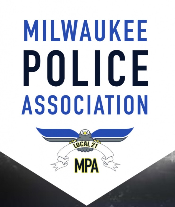 Milwaukee Police Association Logo
