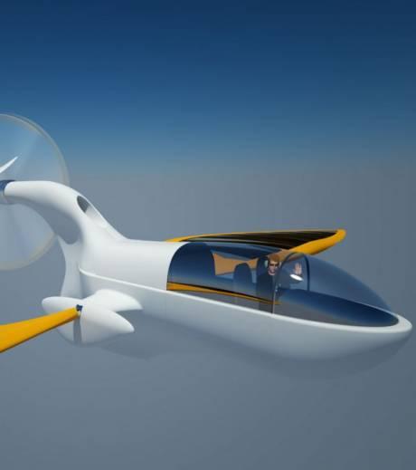 Yelken Octuri Invente Les Avions Du Futur En Images