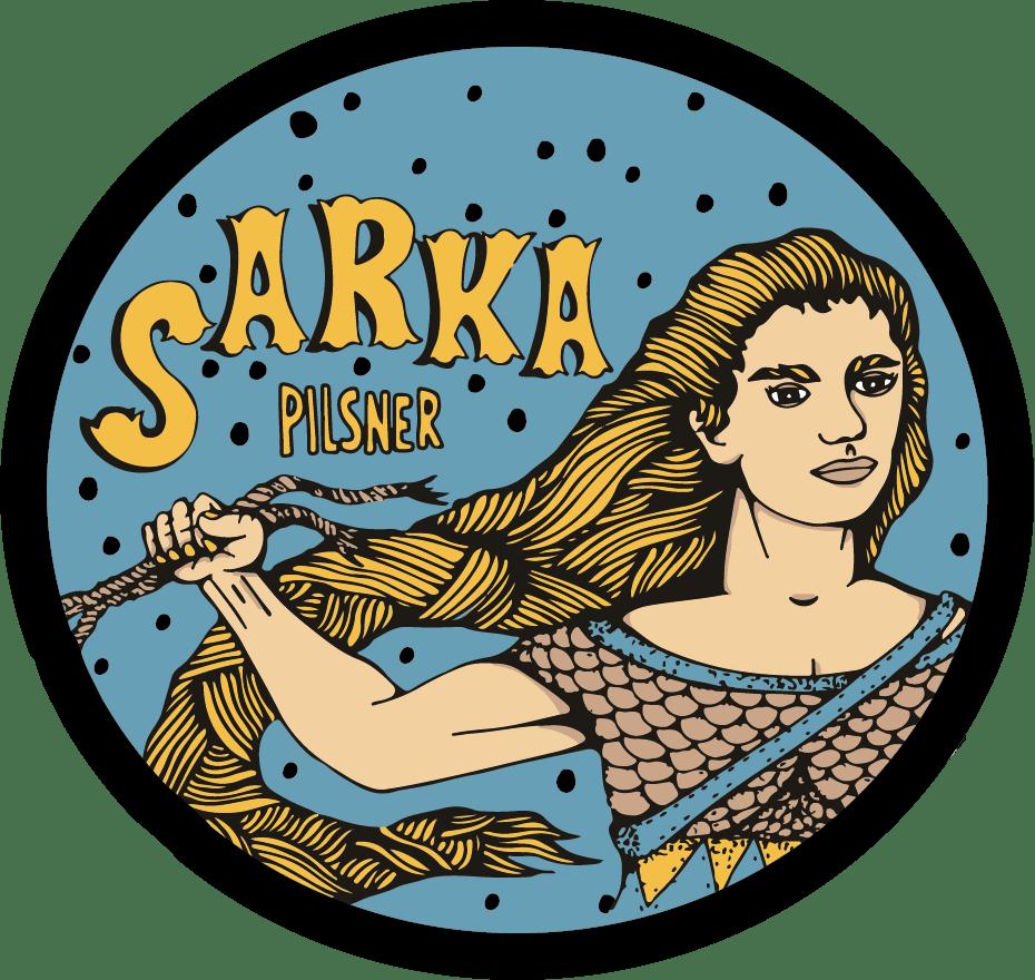 Sarka Badge