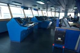 cabine de pilotage