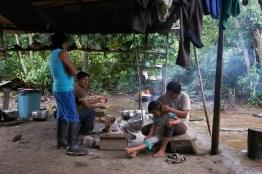 Les indiens du rio Villano