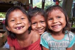 Petites indiennes du rio Villano
