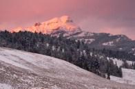 Paysage du Yellowstone