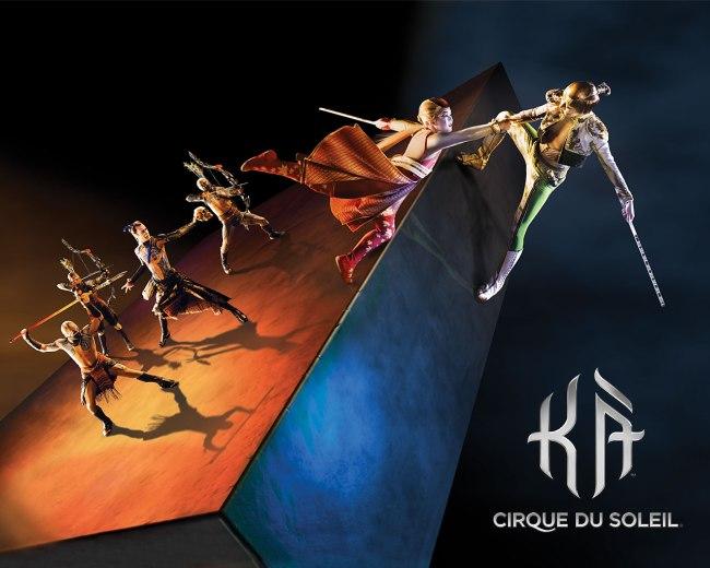 Cirque du Soleil, ka