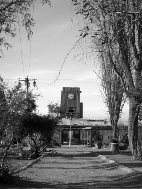 Humberstone clock tower