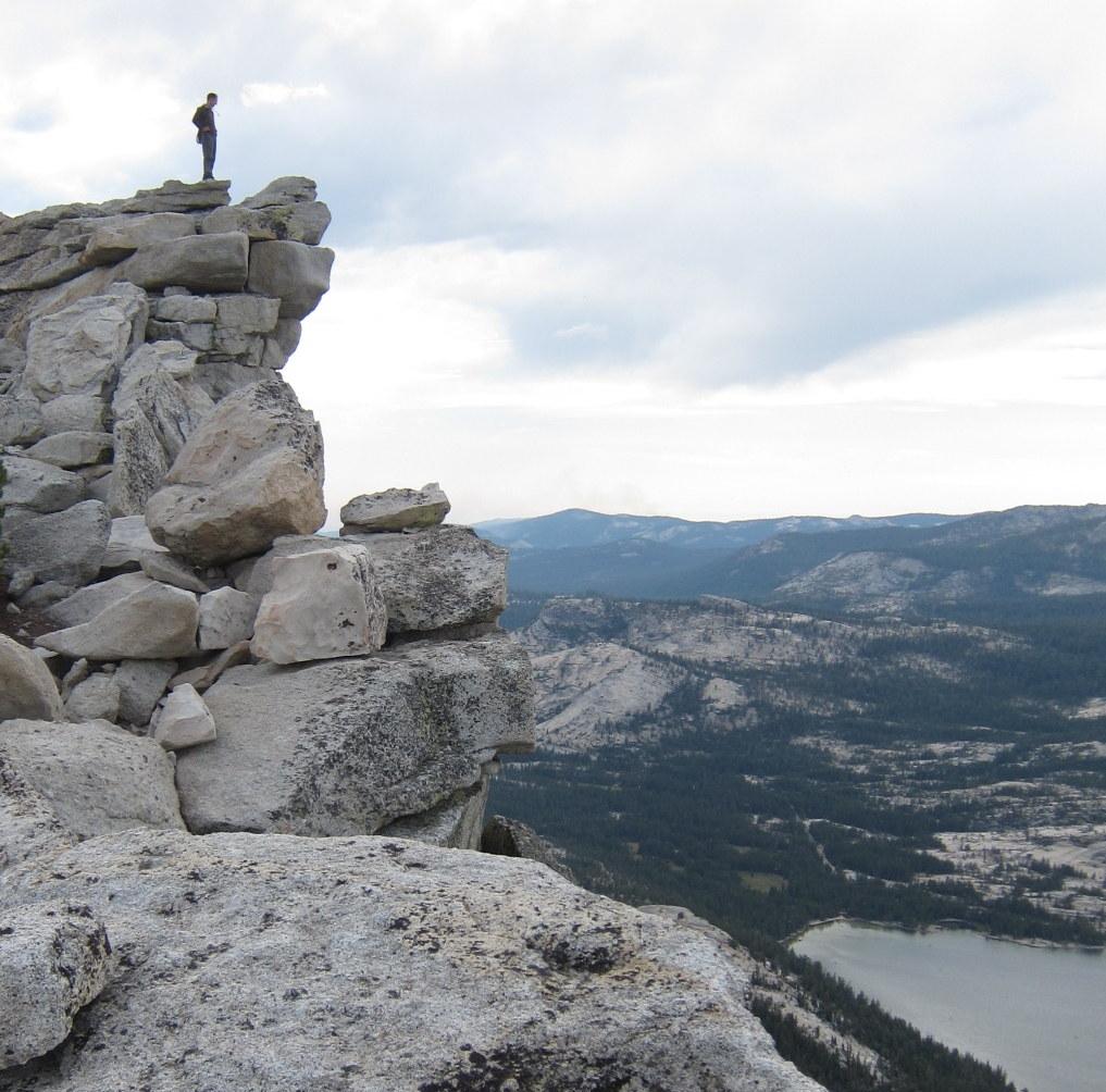 Tenaya Peak, Yosemite