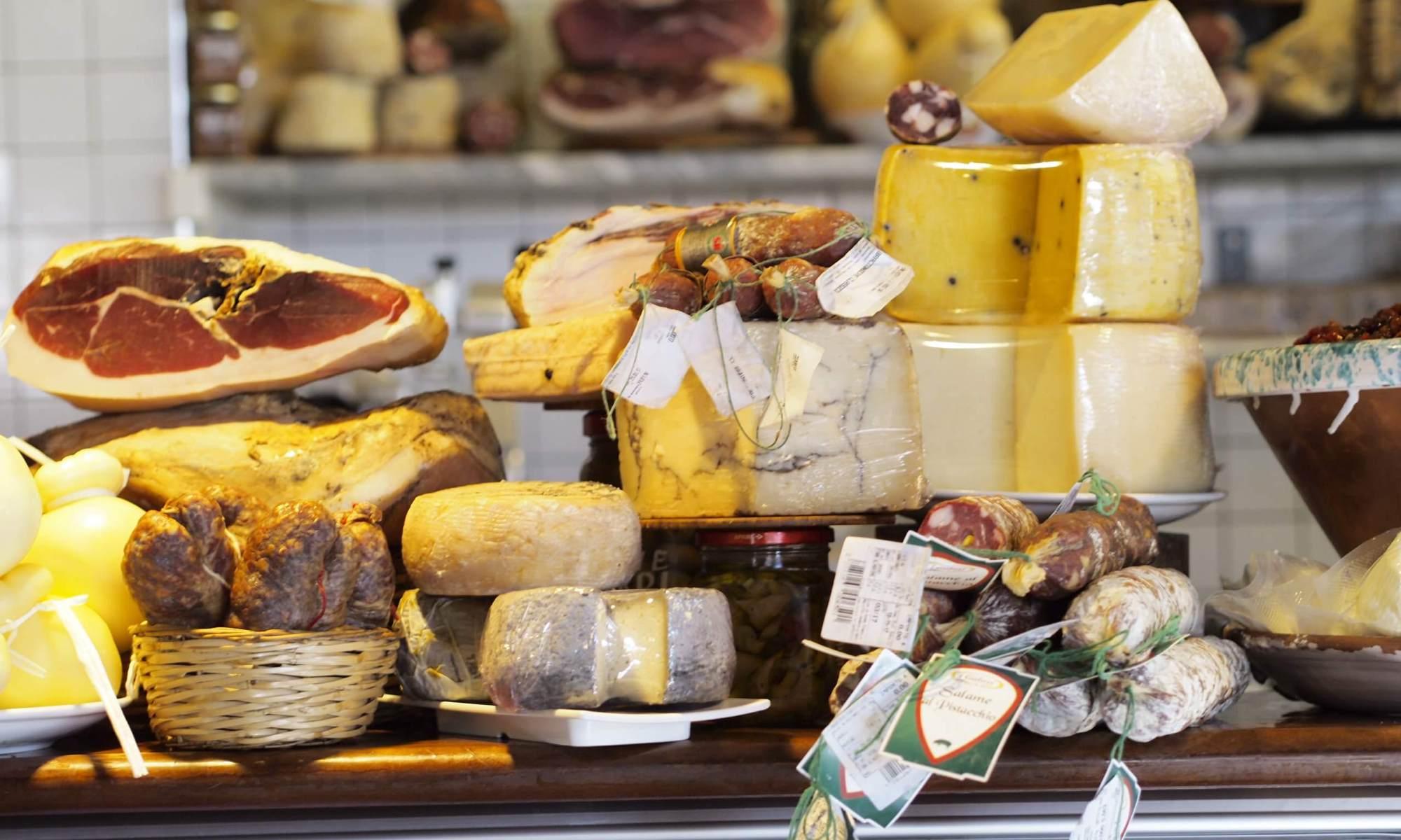 Ortigia Market, Sicily