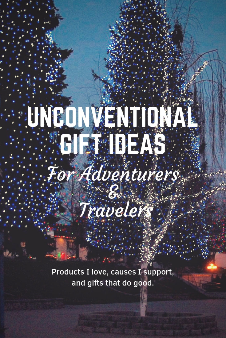Unconventional Gift Ideas: Gift Giving for Eco-Conscious Adventurers and Travelers