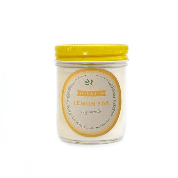 LemonBar Candle