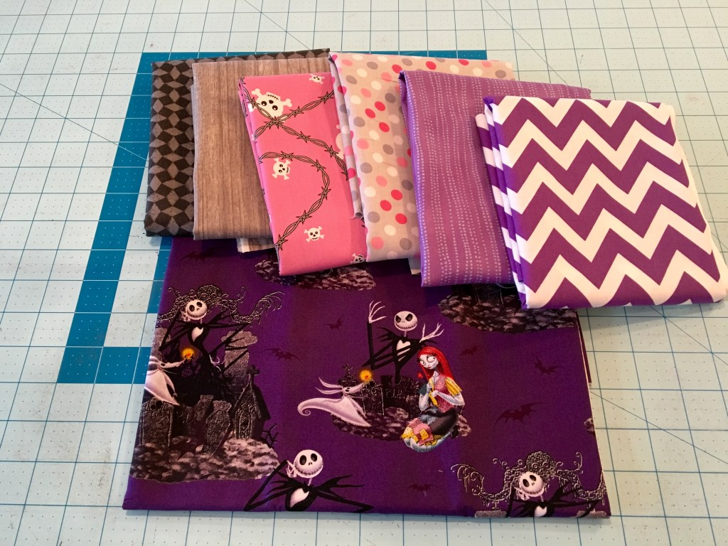Brenna's Quilt - fabric bundle