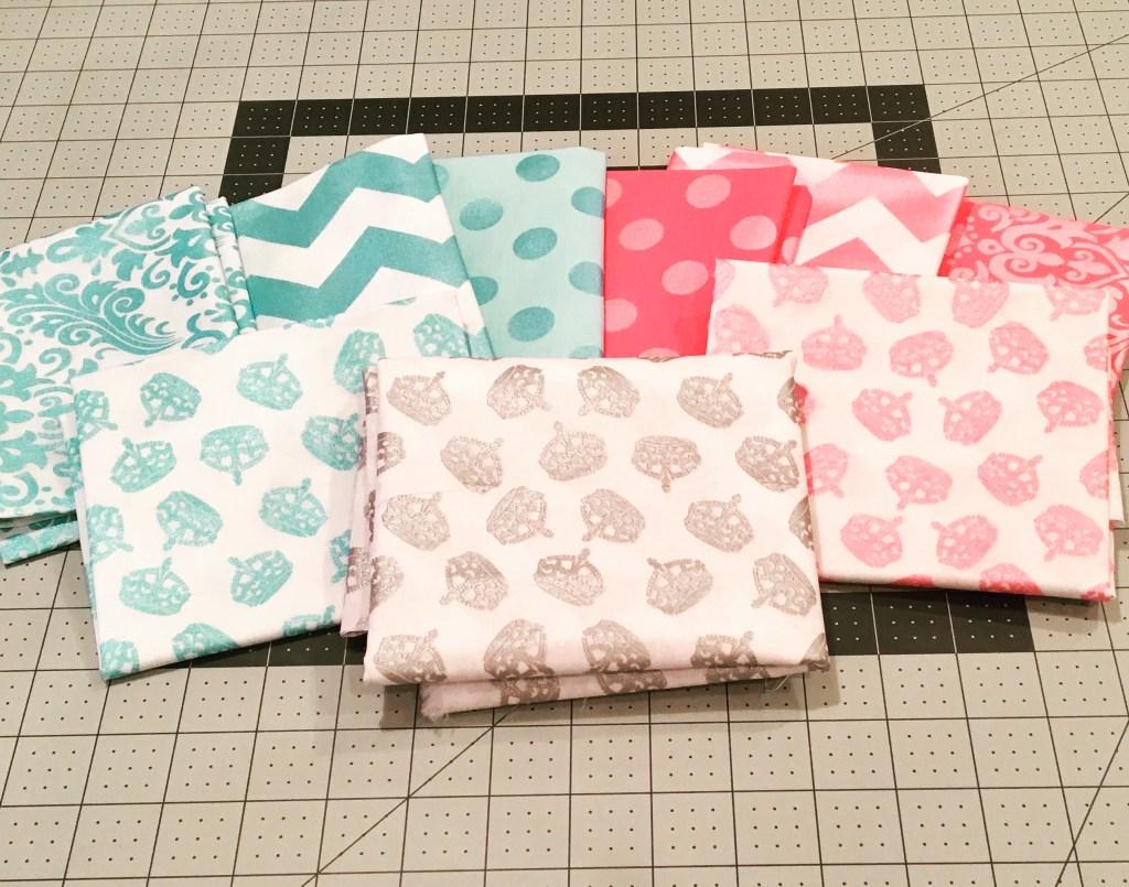 Crown Princess - fabric bundle