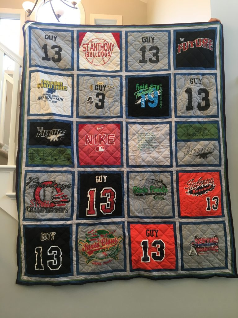 Dylan's Quilt