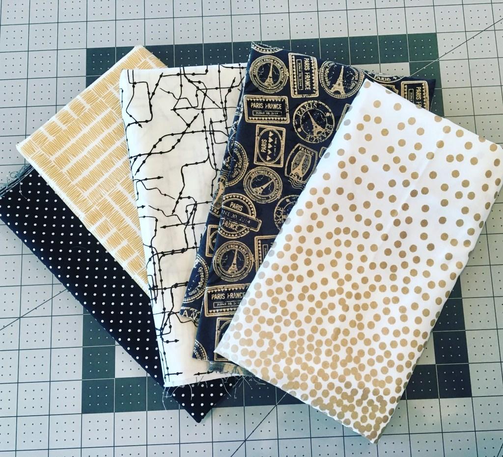 Grace's Quilt - fabric bundle