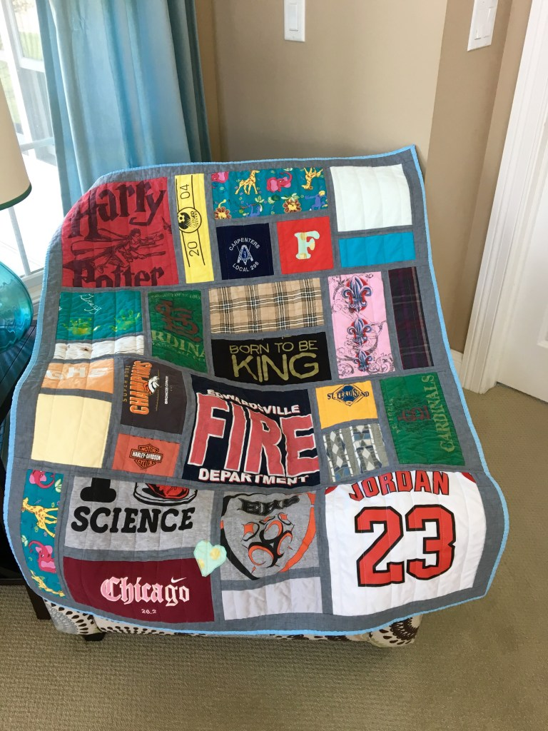 Memory Quilt - Family Gathering 2
