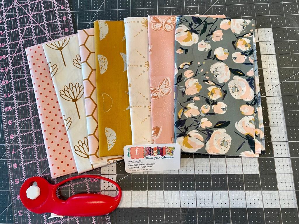 My First Meadowland - AGF fabric bundle