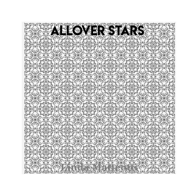 Allover Stars - Linda Matteotti