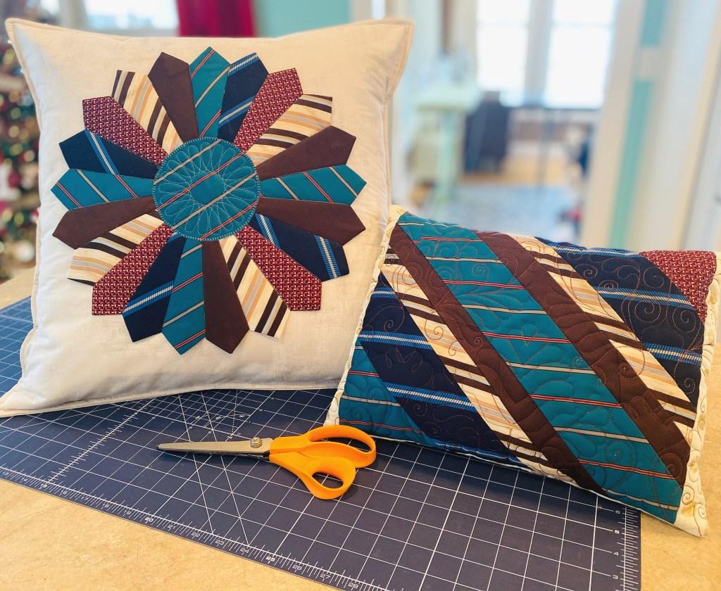 Custom Memory Pillows - Neckties