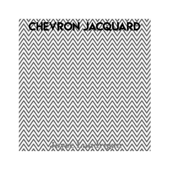 Chevron Jacquard - Joyce Lundrigan