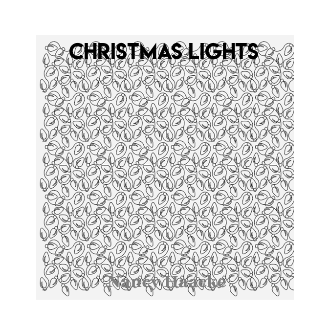 Christmas Lights - Nancy Haacke