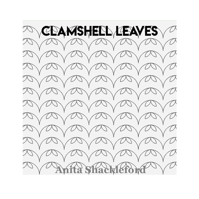 Clamshell Leaves - Anita Shackleford