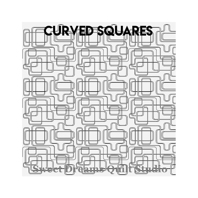 Curved Squares - Sweet Dreams