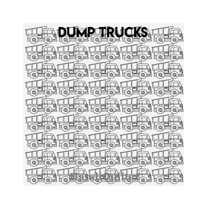 Dump Trucks - HQ