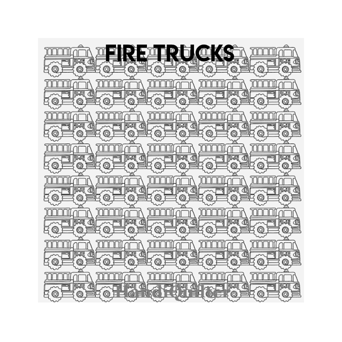 Fire Trucks - HQ