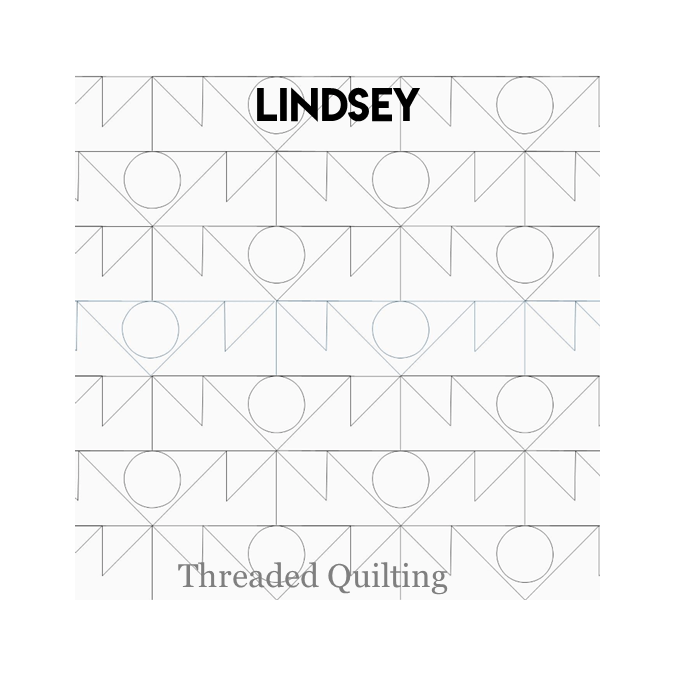 Lindsey - Threaded Quilting