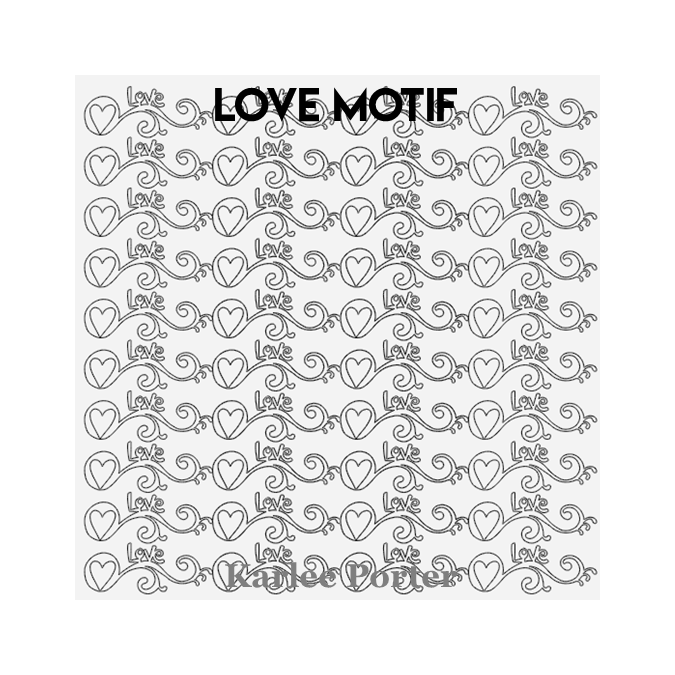 Love Motif - Karlee Porter