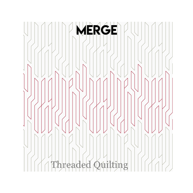 Merge - Threaded Quilting