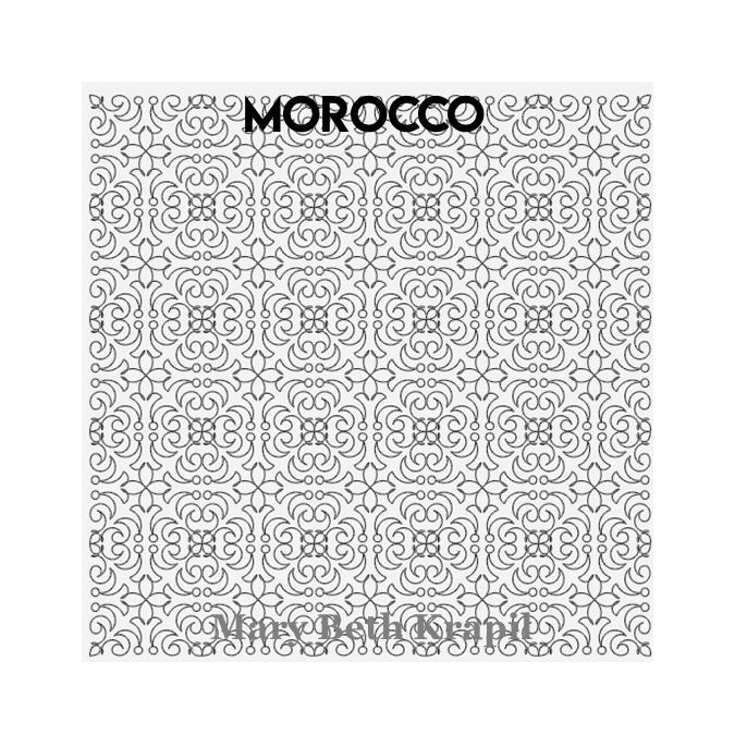 Morocco - MB Krapil