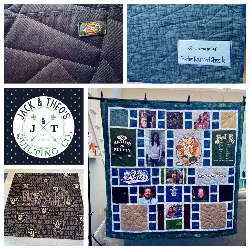 Social Justice Sewing Academy - Rememberance Project - Memory Quilt